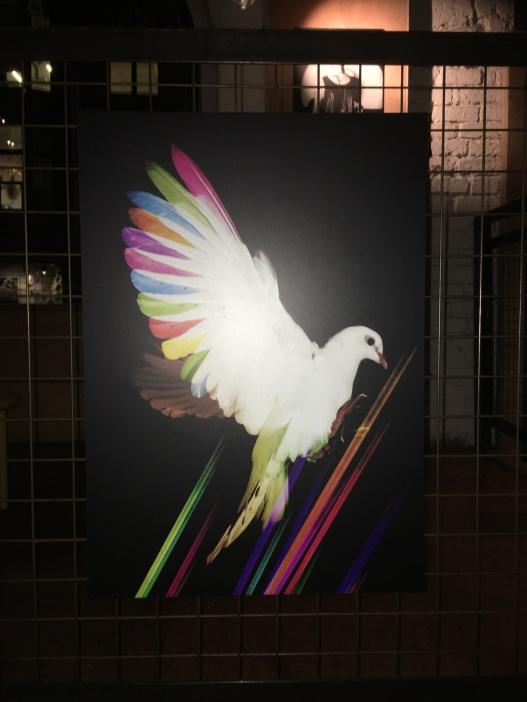 Dove, WHP symbol